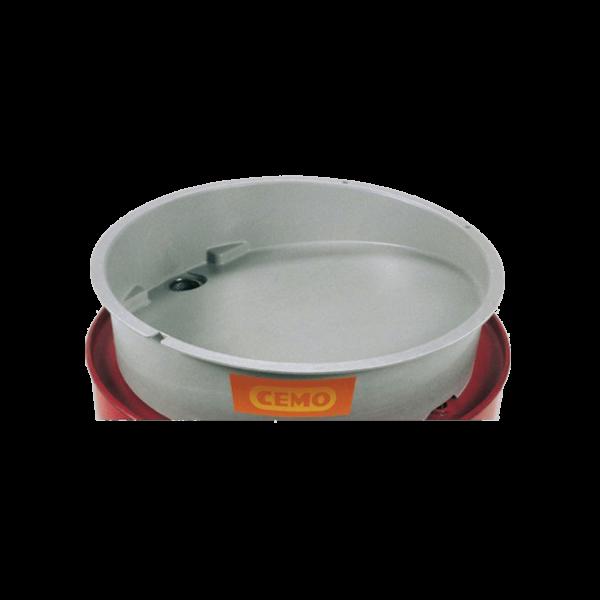 Cemo GFK-Einfülltrichter ohne Deckel für 200 l-Fass - Stück