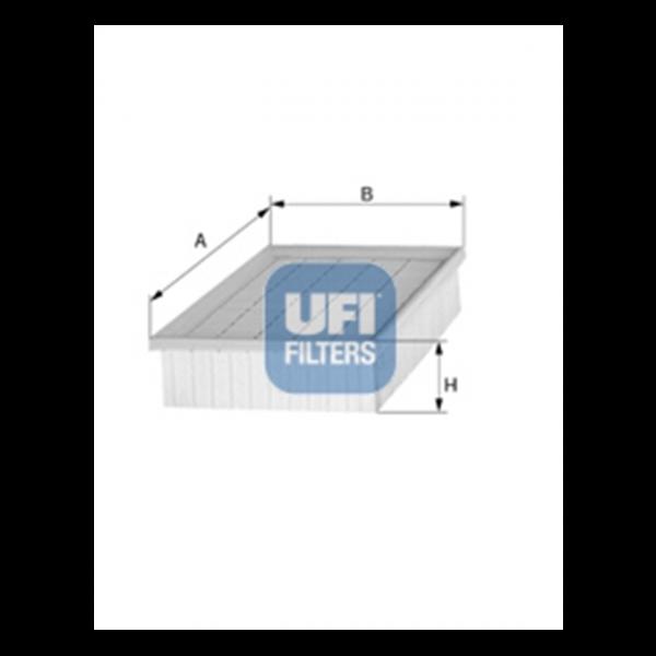 Ufi Luftfilter 30.950.00 - Stück