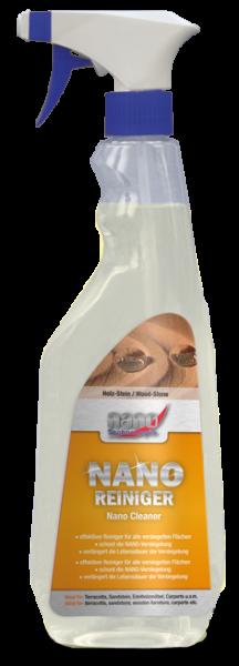 bluechem Nano Reiniger und Konservierer Holz-Stein - 500ml Sprühflasche