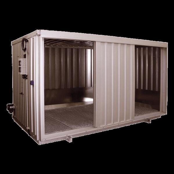 Cemo Sicherheits-Raumcontainer Typ SRC 5.1W ST - Stück