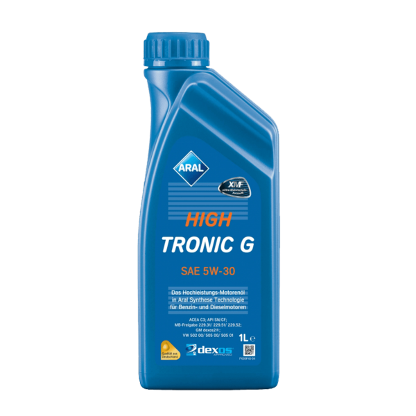Aral HighTronic G 5W30 - 1L Dose