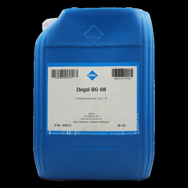 Aral Degol BG 68 - 20L Kanne