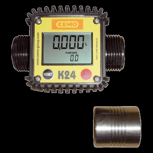 Cemo Digitaler Zähler K24 - Stück