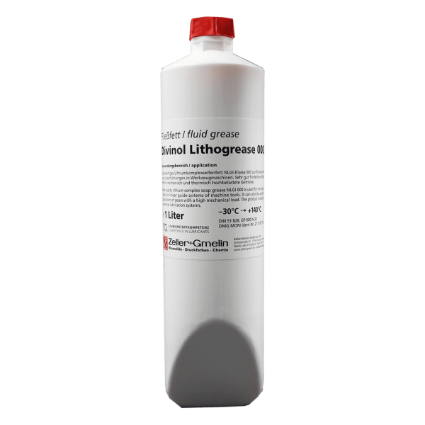 Divinol Lithogrease 000 - 1kg Tube