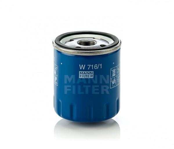 MANN MANN Filter W716/1 - Stück