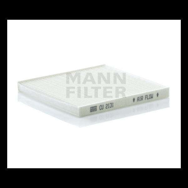 MANN MANN-Filter CU 2131 - Stück