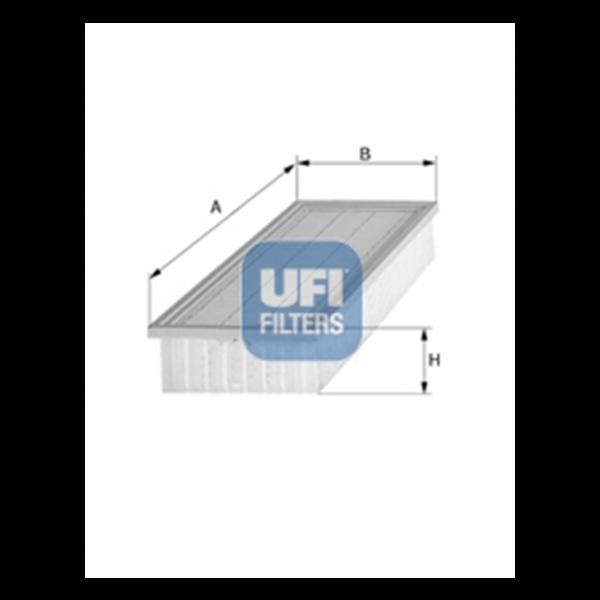 Ufi Luftfilter 30.087.00 - Stück