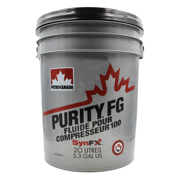 Purity FG Compressor Fluid 100