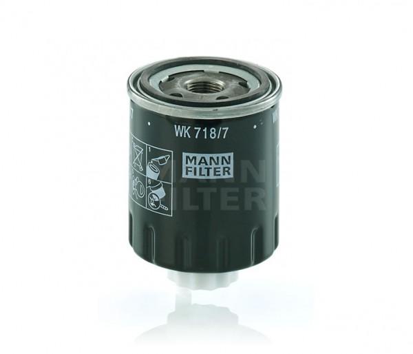 MANN MANN-Filter WK 718/7 - Stück
