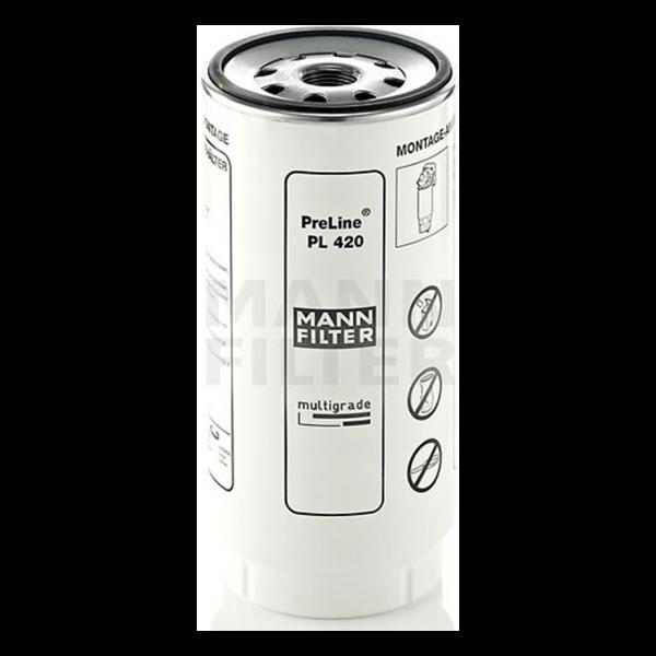 MANN MANN-Filter PL 420 x - Stück