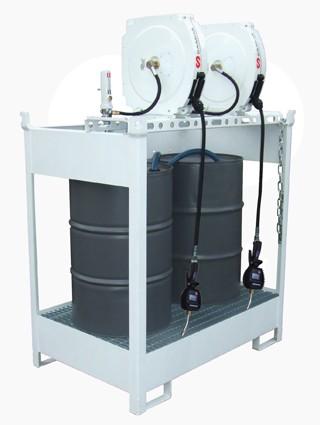 Samoa PumpMaster DP 3:1 - Frischöl-Insel 22 - 2x200 L - Stück