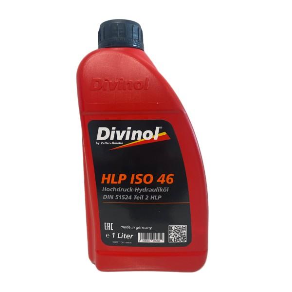 Zeller & Gmelin Divinol HLP ISO 46 - 1L Dose