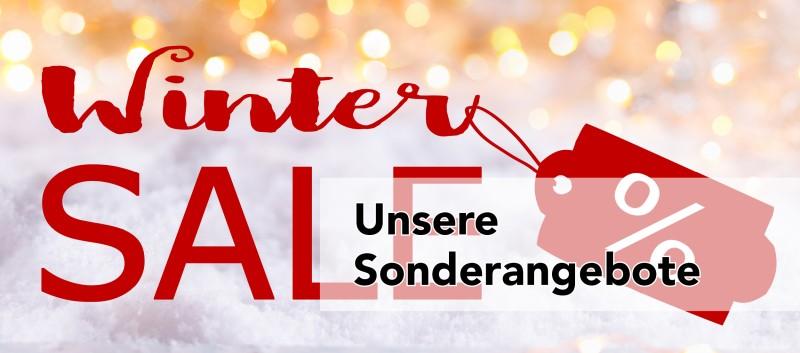 Sale / Abverkauf WINTER