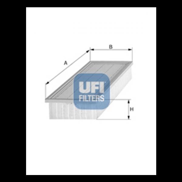 Ufi Luftfilter 30.016.00 - Stück