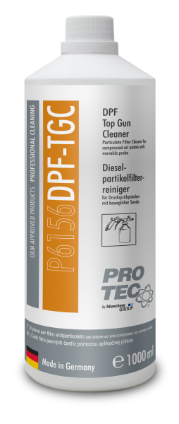 bluechem DPF Top Gun Cleaner (DPF-TGC) - 1L Dose