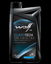 Wolf Oil Guardtech SAE 140 GL 1&3 - 1L Dose
