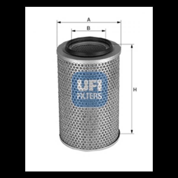 Ufi Luftfilter 27.134.00 - Stück