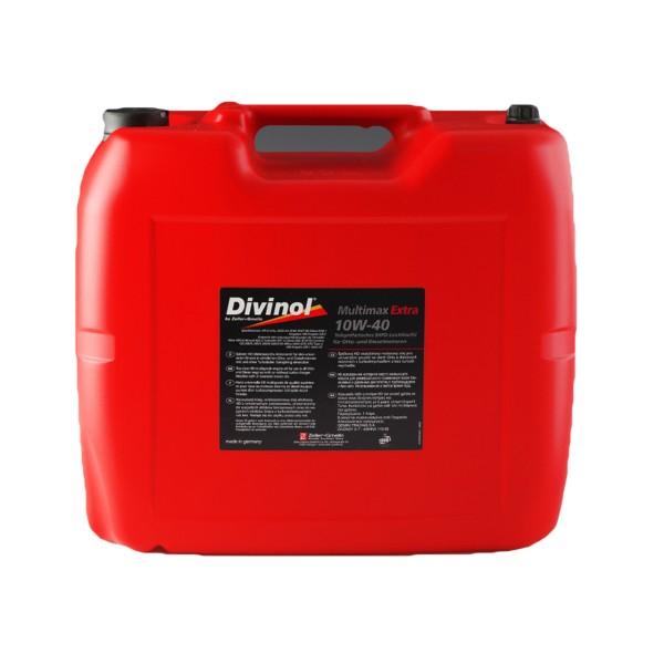 Zeller & Gmelin Divinol Multimax Extra 10W-40 - 20L Kanne