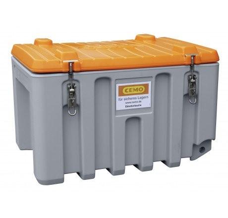 Cemo CEMbox 150 l grau/orange - Stück