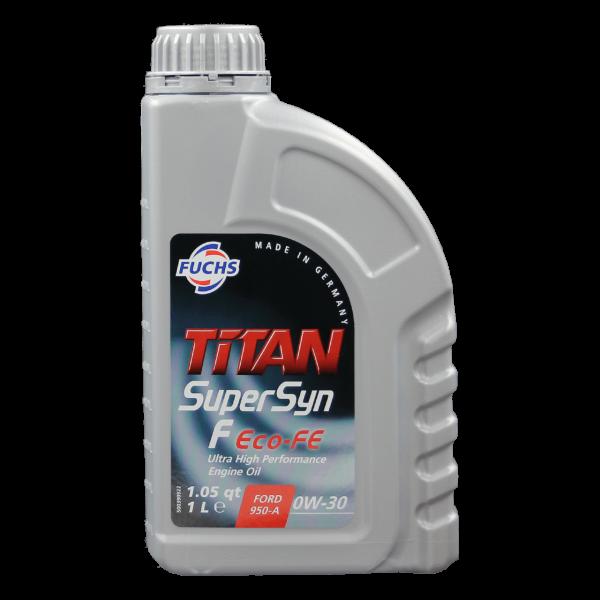 Fuchs Titan Supersyn F Eco-FE 0W-30 - 1L Dose