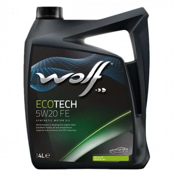 Ecotech 0W20 D1 FE