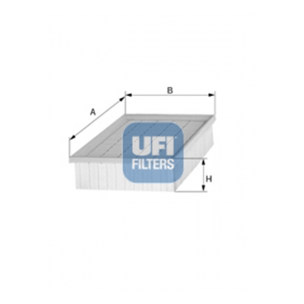 Ufi Luftfilter 30.004.00 - Stück